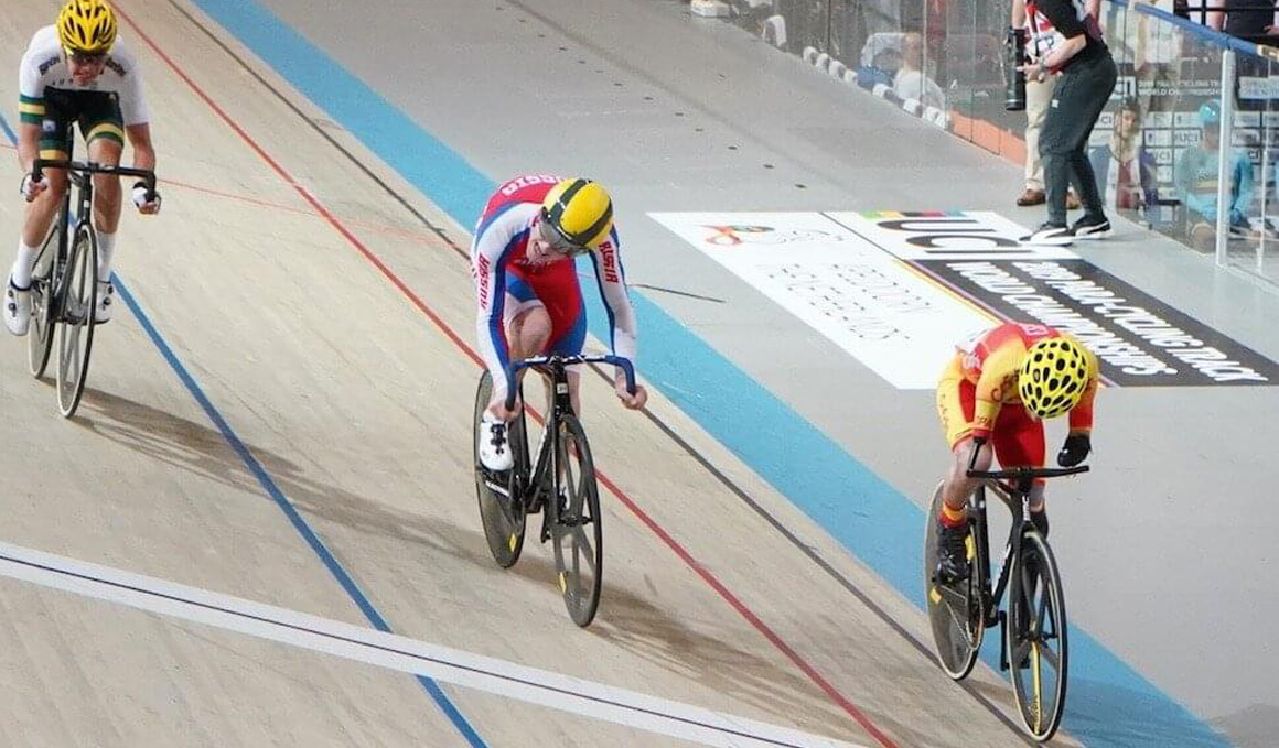 Ricardo Ten se cuelga su segunda medalla de oro en Apeldoorn