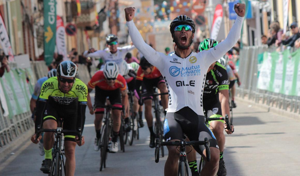 D'Aquila impone su punta de velocidad en Ontur; Galván sigue líder de la Copa de España