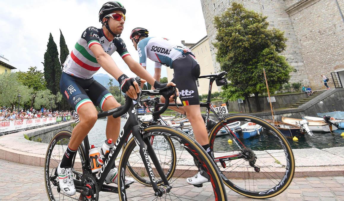 Fabio Aru se pierde Volta y Giro