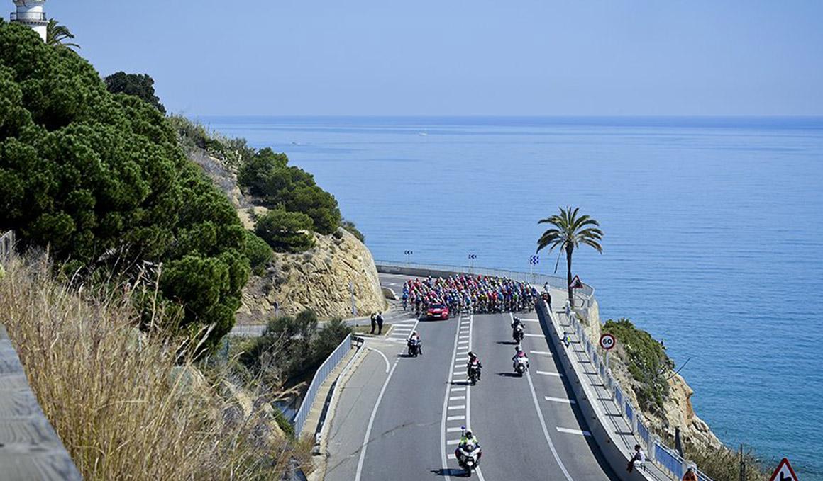 Valverde y De Gendt comparten en Strava sus datos de la 1ª etapa de la Volta a Catalunya