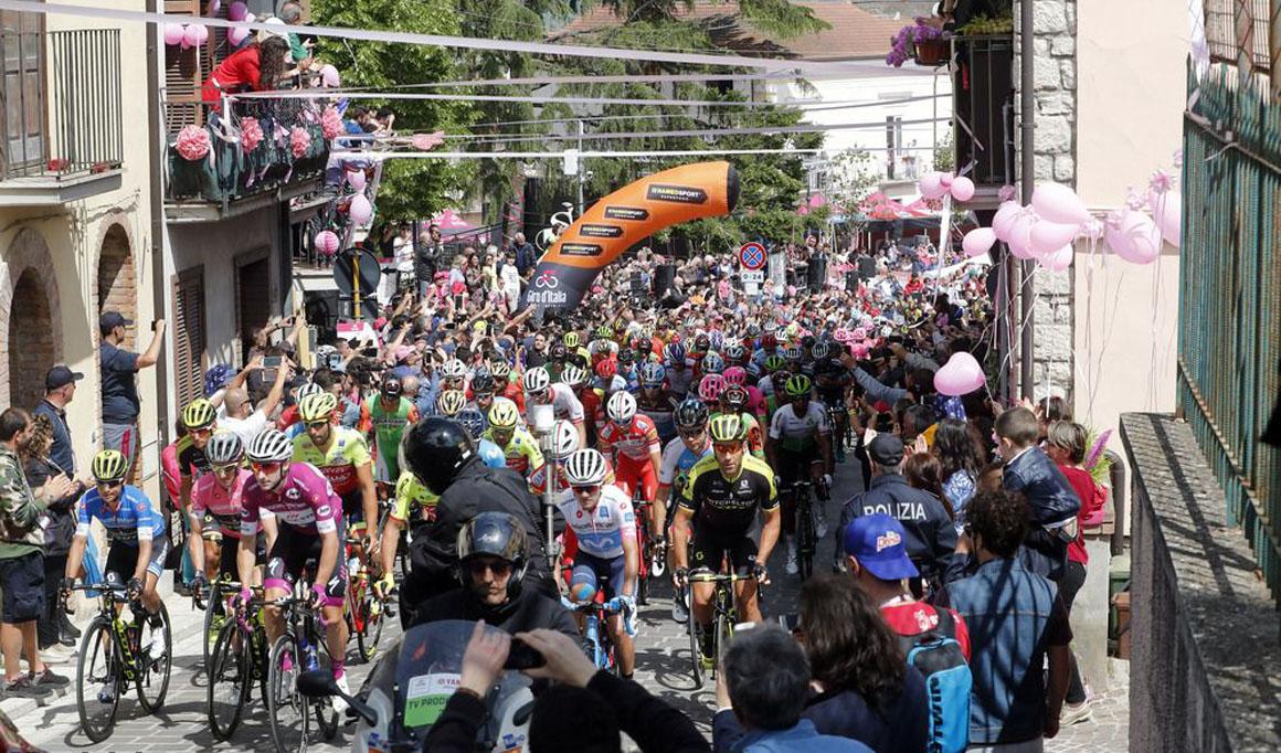 El Giro de Italia 2021 saldrá de Sicilia