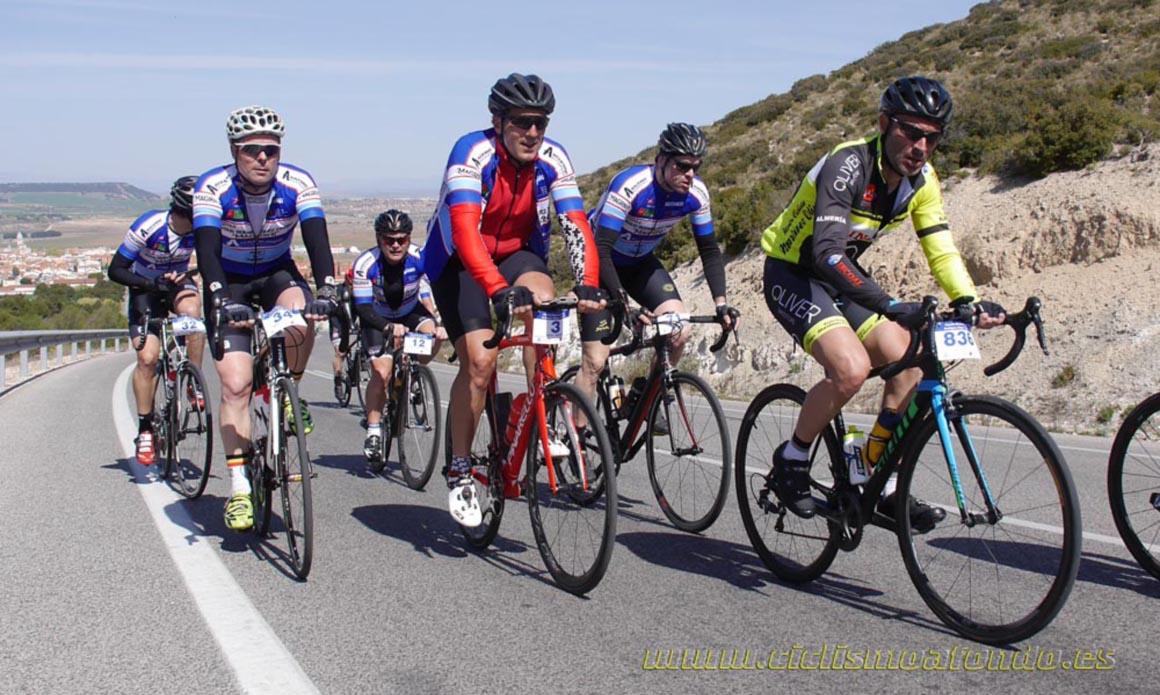 Fotos de la I Marcha ciclodeportiva Rodríguez Magro