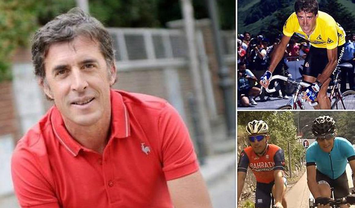 Perico Delgado será el ciclista homenajeado en La Purito Andorra