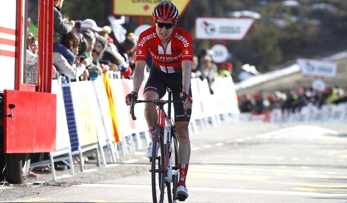 Wilco Kelderman, duda para el Giro de Italia