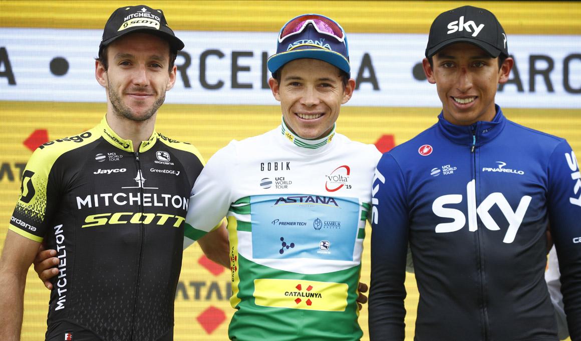 Formolo se luce y López resiste en un espectacular final de Volta a Catalunya