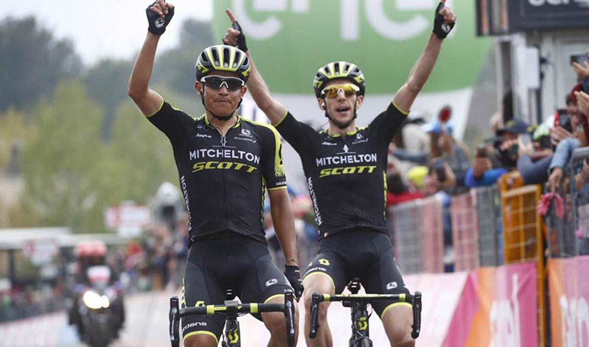 Esteban Chaves correrá el Giro para ayudar a Simon Yates