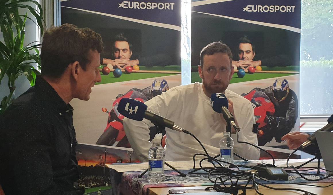 """Bradley Wiggins: """"Froome es mi favorito para el Tour de Francia"""""""