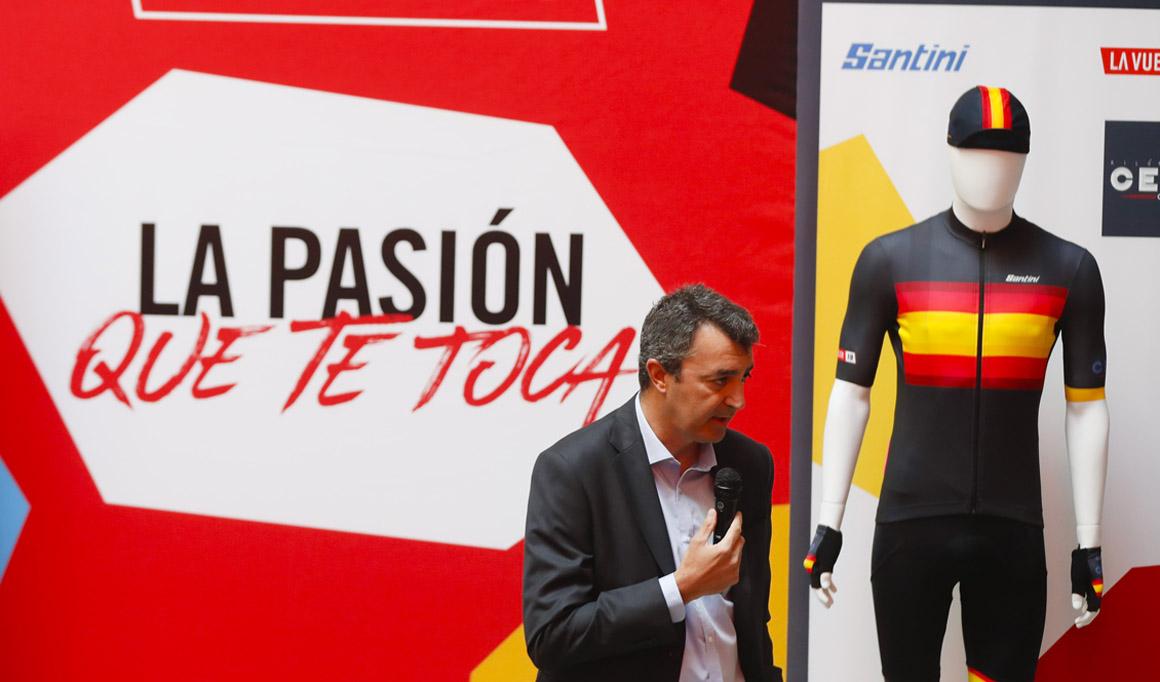 """Guillén: """"La Vuelta tiene un cariño especial a Chris Froome"""""""