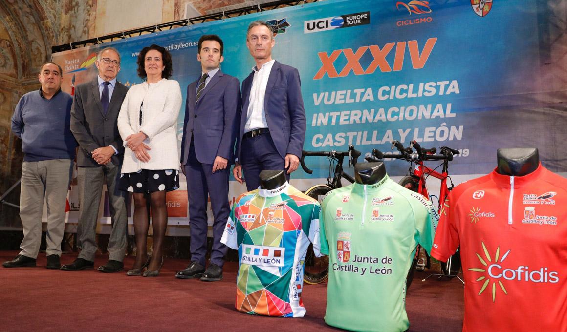 Carlos Barbero y Rubén Plaza, favoritos en la XXXIV Vuelta Ciclista a CyL