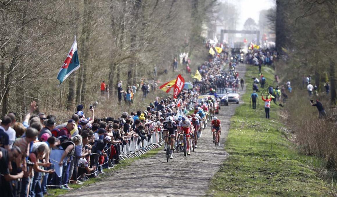 París-Roubaix: los 29 tramos de pavés