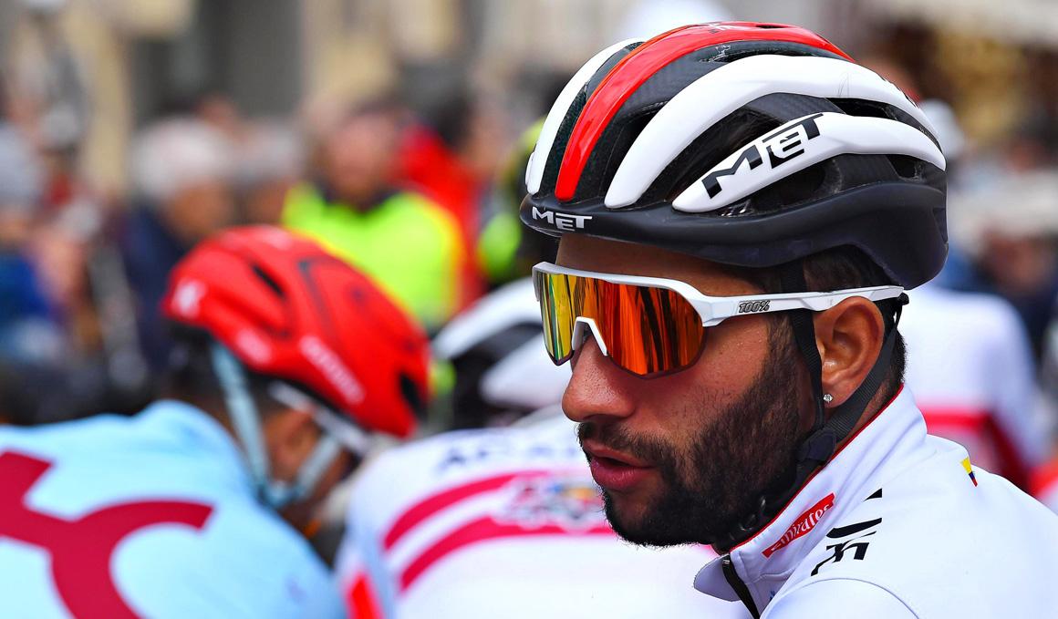 Fernando Gaviria renuncia por fiebre a la París-Roubaix