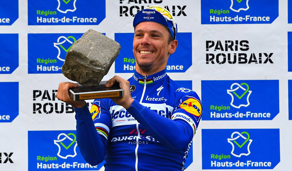"""Gilbert:""""Aún tengo el sueño de ganar los cinco monumentos"""""""