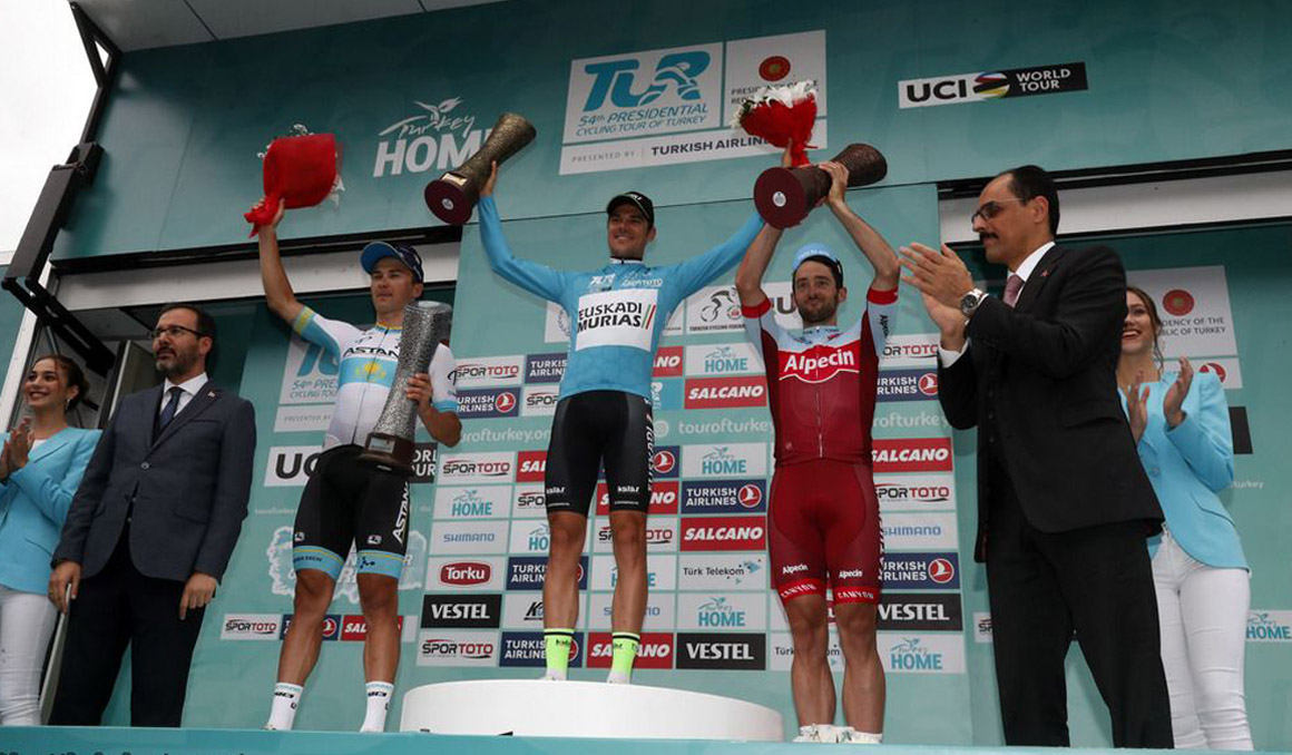 La Vuelta a Turquía busca sucesor para Edu Prades (Previa)