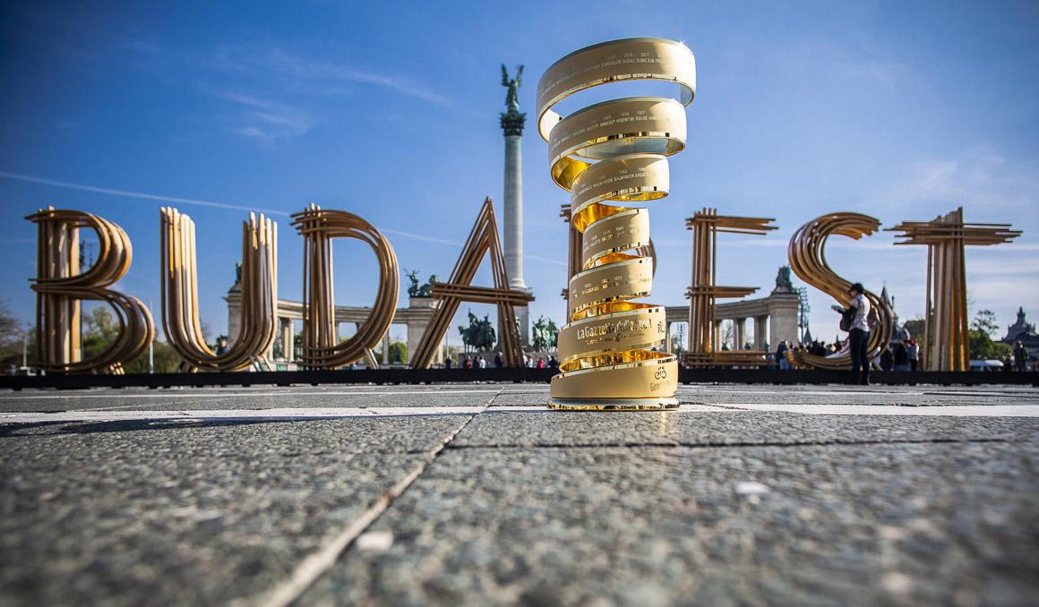 El Giro 2020 saldrá de Budapest