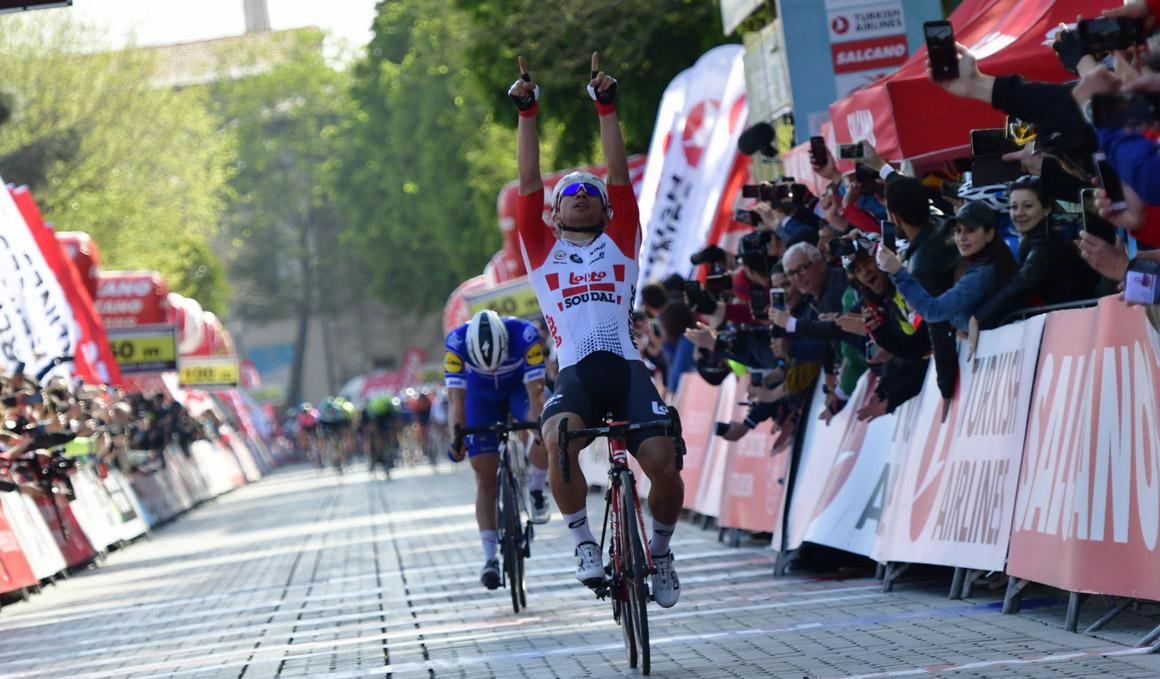 Tour de Turquía: Ewan se lleva su 2ª etapa y Grossschartner confirma la general