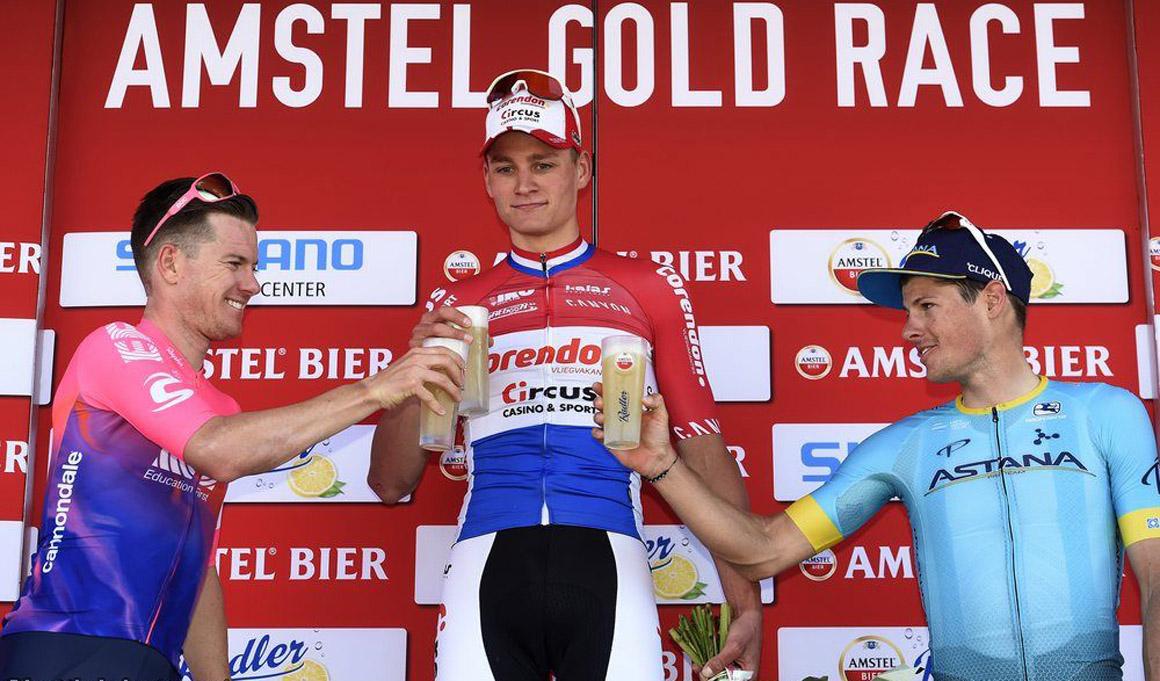 """Van der Poel: """"Solo pensé que ganar era posible a 300 metros de la meta"""""""