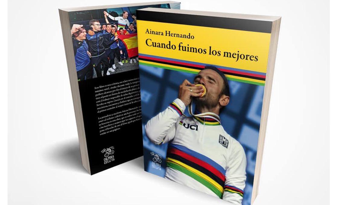 """""""Cuando fuimos los mejores"""" revive el triunfo de Valverde en el Mundial"""