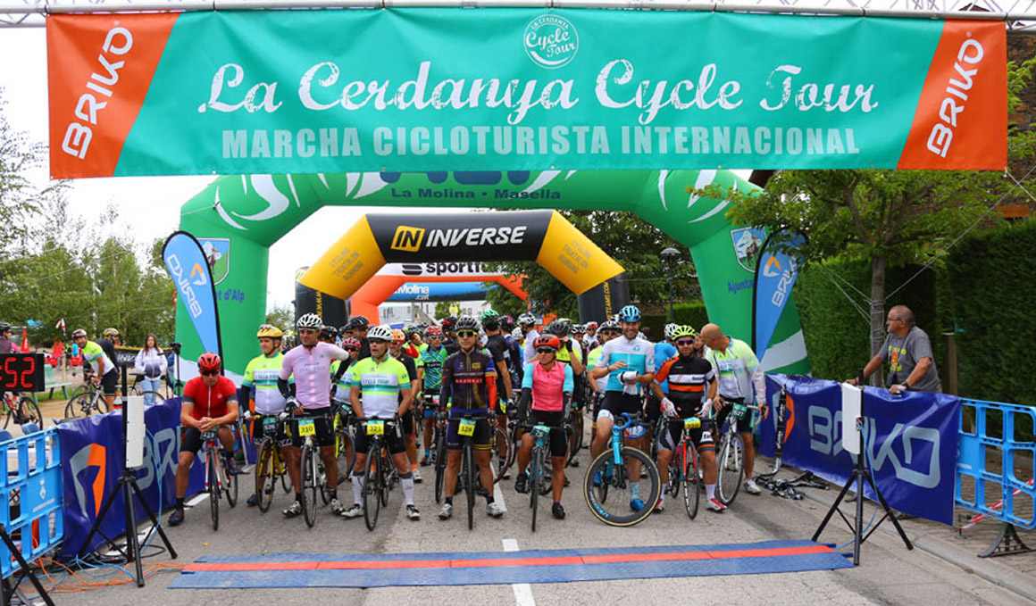 La IV Cerdanya Cycle Tour cita a los participantes en julio