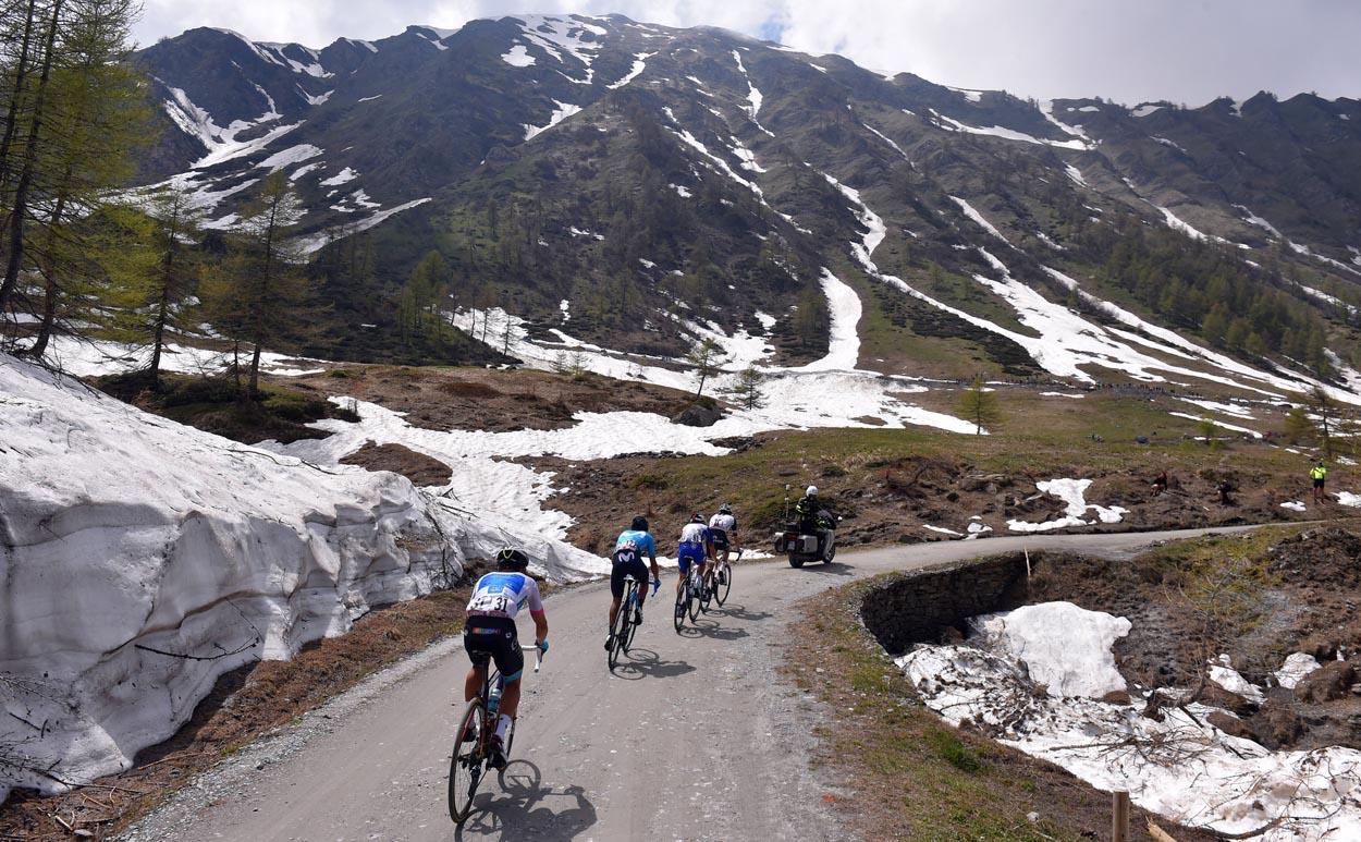 Las cumbres del Giro 2019