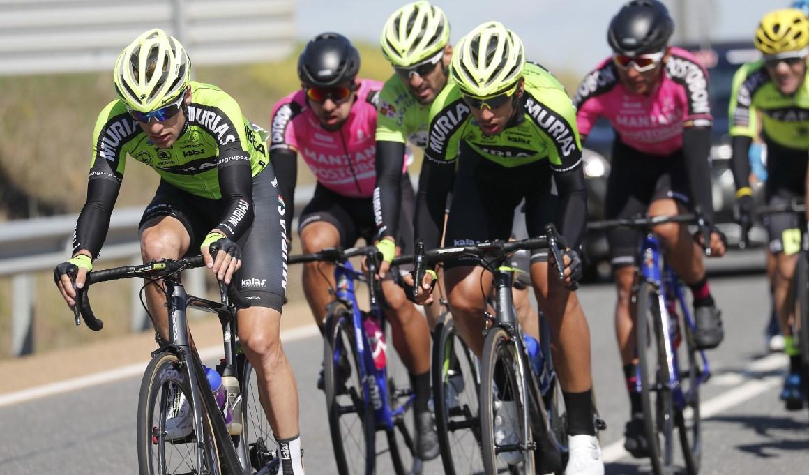 Euskadi-Murias, a por el Tour de Yorkshire