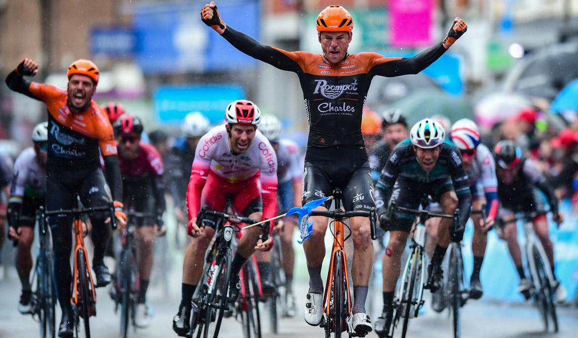 Tour de Yorkshire: Asselman, in extremis, se lleva la etapa inaugural