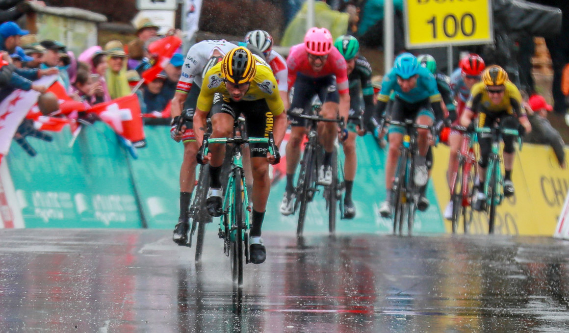 Tour de Romandía: Roglic confirma su liderato en la etapa reina