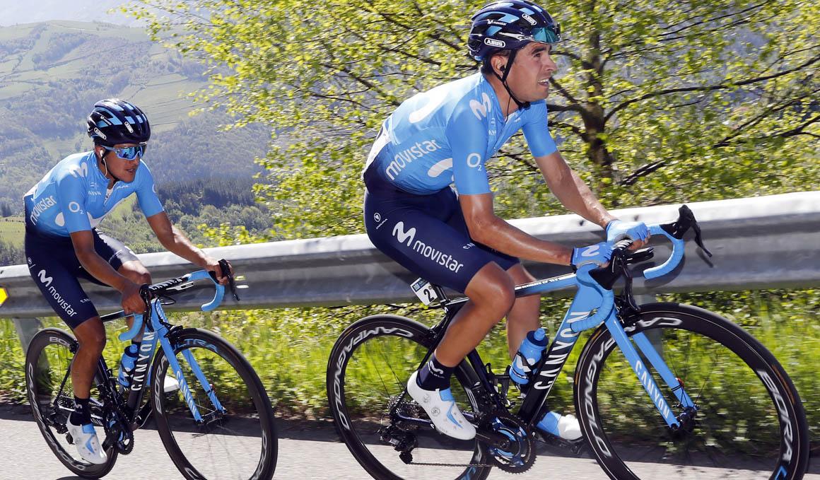 Mikel Landa no toma la salida en la última etapa de la Vuelta a Asturias