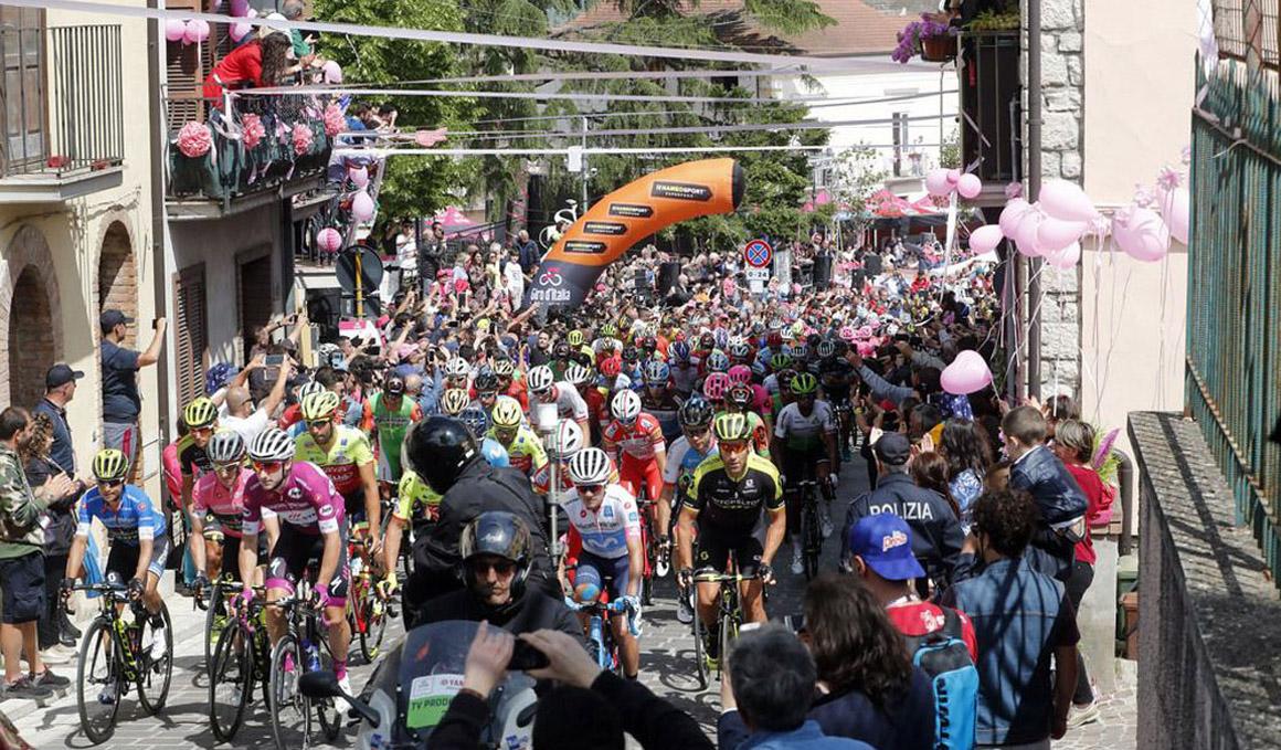 Estos son los 176 ciclistas del Giro 2019