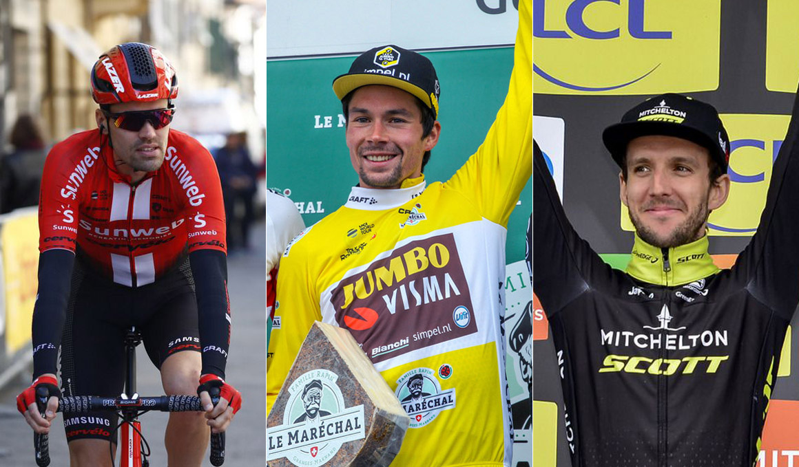 Top-10 favoritos Giro de Italia