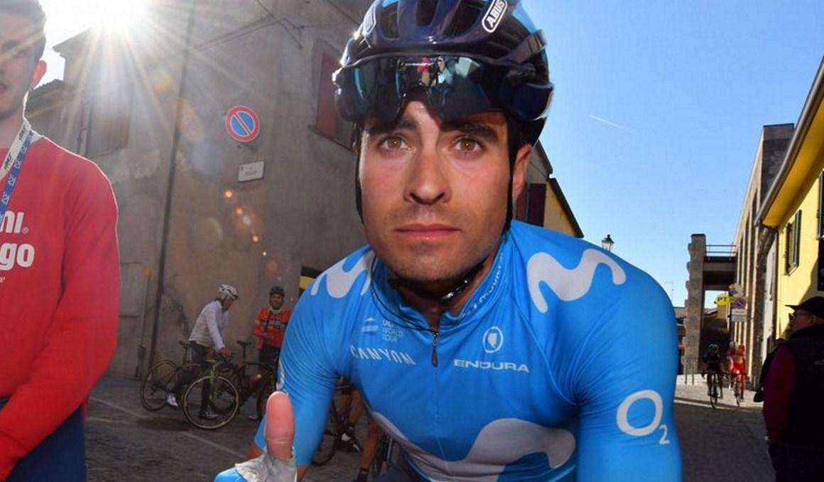 """Landa: """"El Giro es una carrera que me encanta y llego motivado"""""""