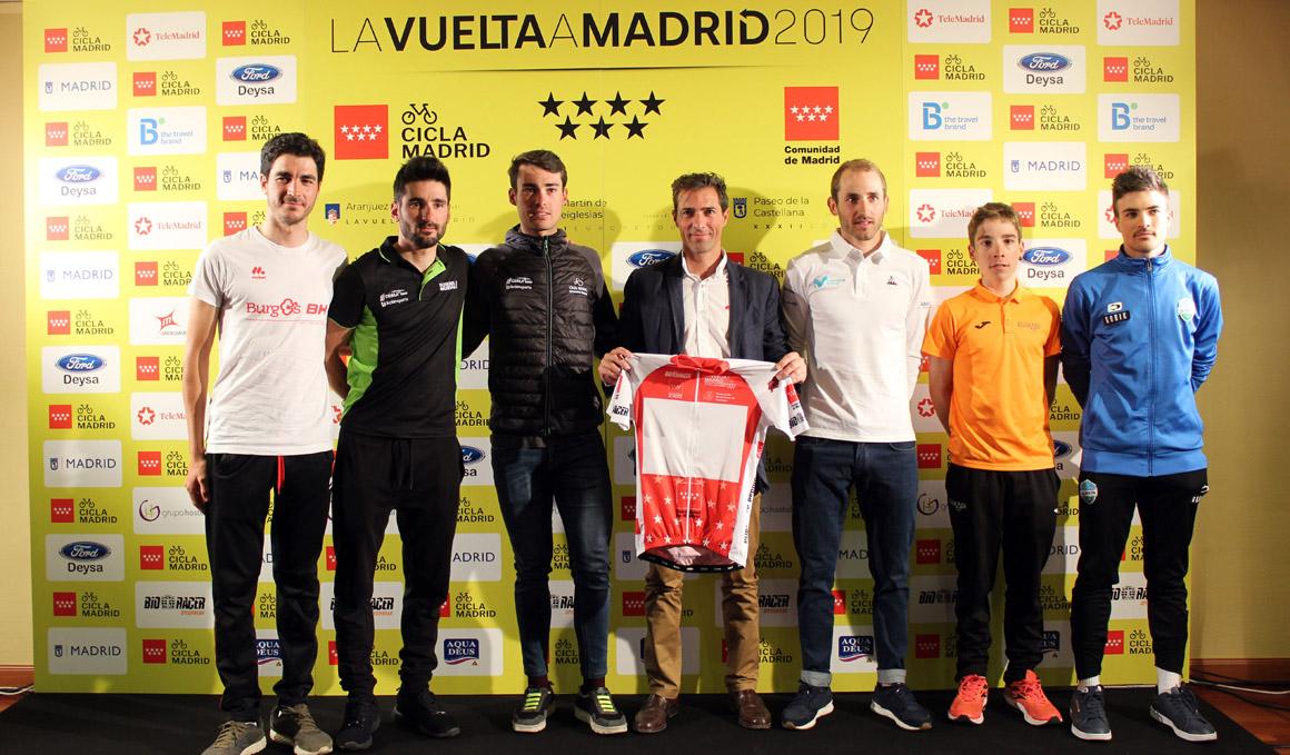 La Vuelta a Madrid, lista para echar a rodar