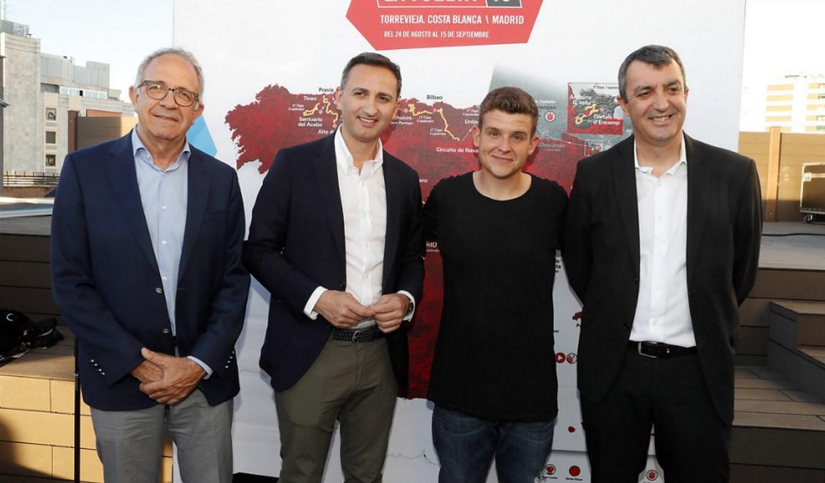 Arkano pone música a La Vuelta 2019 a ritmo de rap