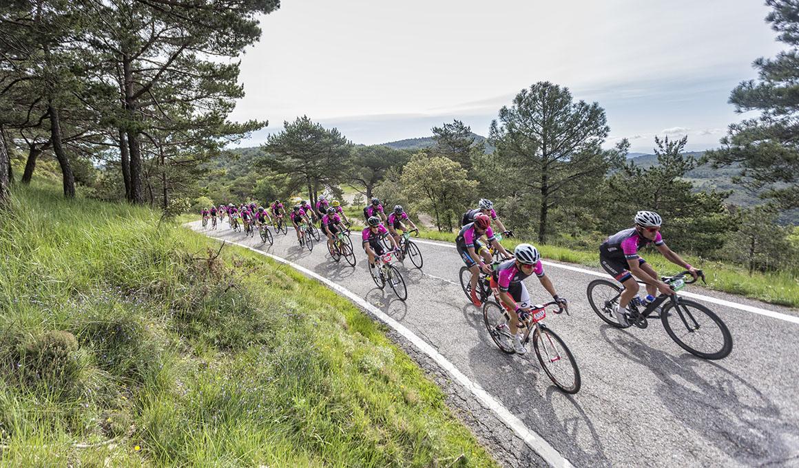 7.000 ciclistas participan este domingo en Polar Gran Fondo La Mussara