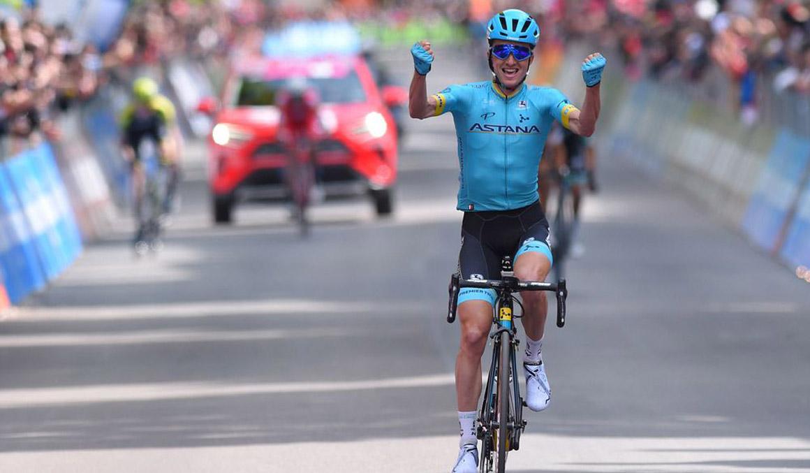 Pello Bilbao triunfa en L´Aquila y Rojas coquetea con el liderato
