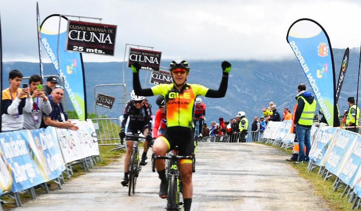 Paladin repite en la Vuelta a Burgos. Borgli, nueva líder.