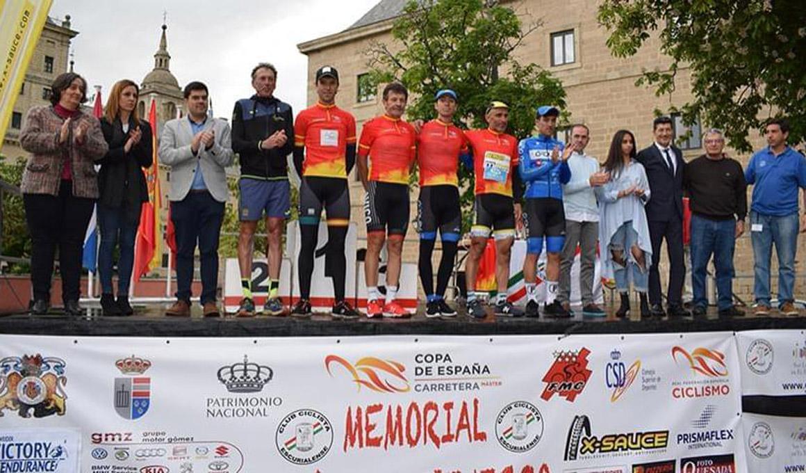El Memorial David Montenegro celebra su 25º aniversario formando parte de la Copa de España Máster