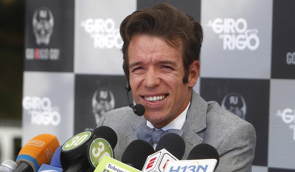 Urán cree que el Giro está abierto y que 'Supermán' López aún tiene opciones