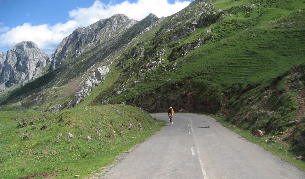 Altimetría La Cubilla: Pirineos asturianos