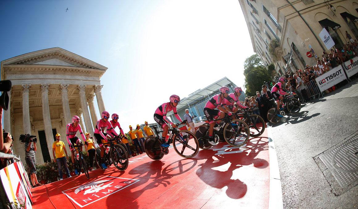 Manzana Postobón se retira del ciclismo por los casos de doping