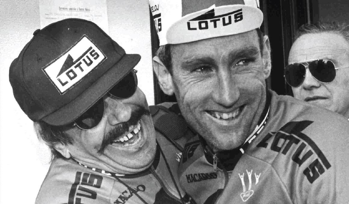 Muere a los 90 años Jaime Mir, figura carismática del pelotón ciclista