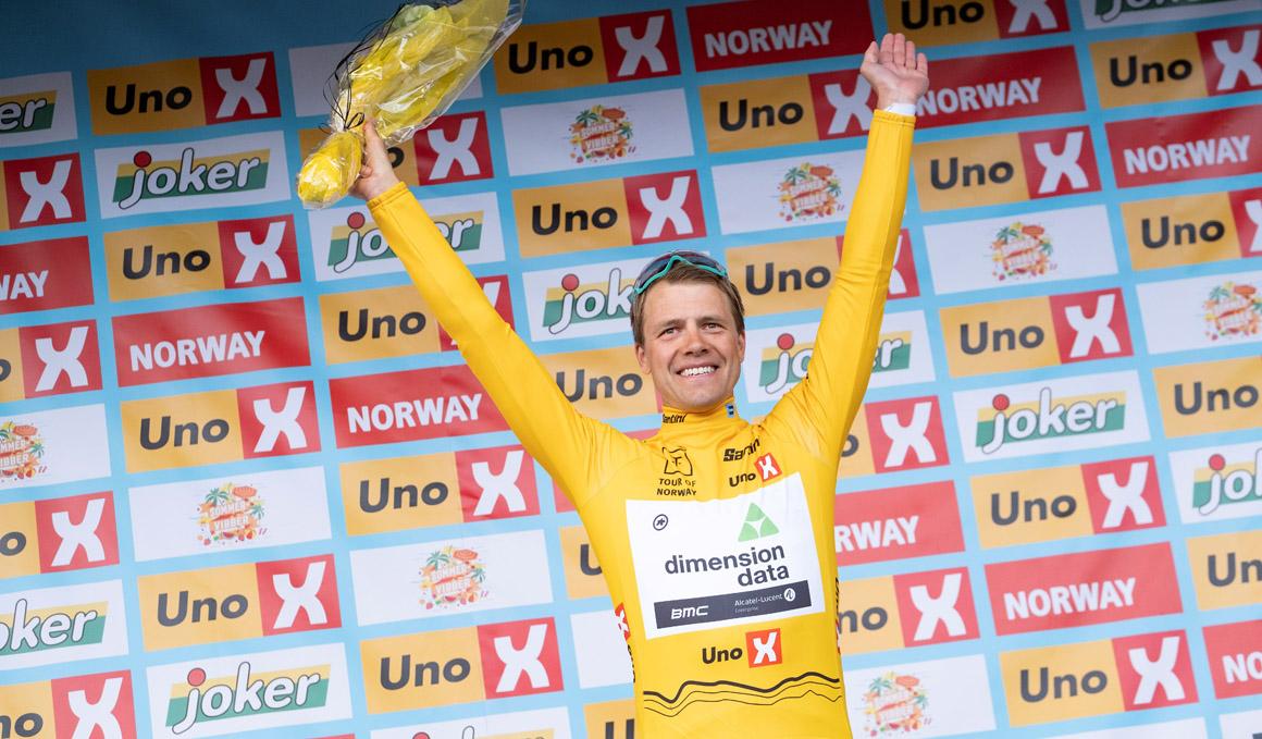 Boasson Hagen, nuevo líder del Tour de Noruega