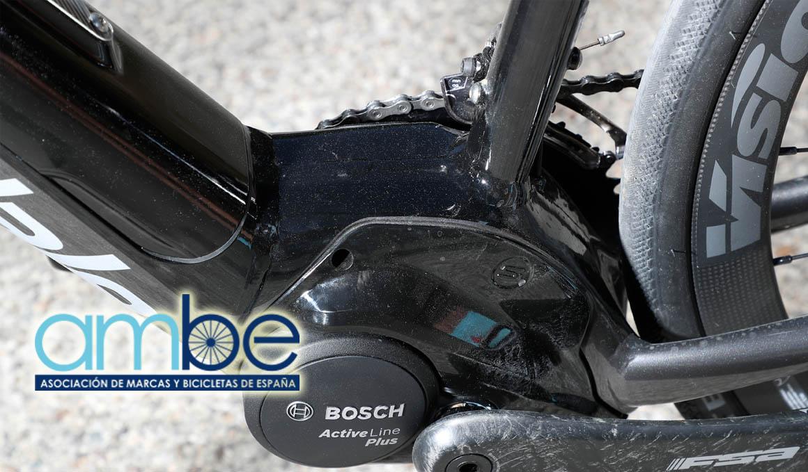 """Comunicado de AMBE sobre la matriculación de bicis eléctricas: """"TODO SIGUE IGUAL"""""""