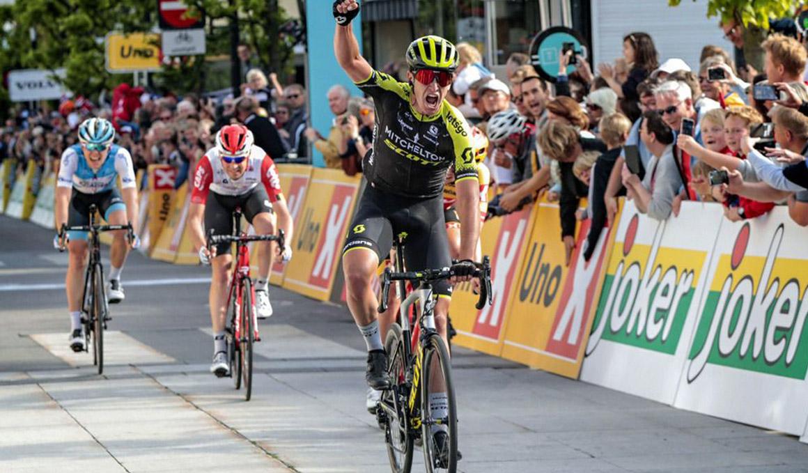 Tour Noruega: Edoardo Affini gana la 4ª etapa; Boasson Hagen sigue líder