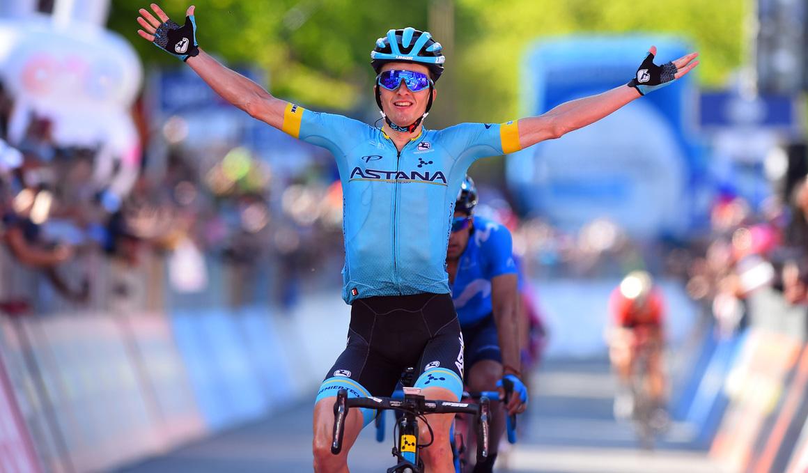 Bilbao repite y Landa se mete en el podio, un día antes de la crono final de Verona