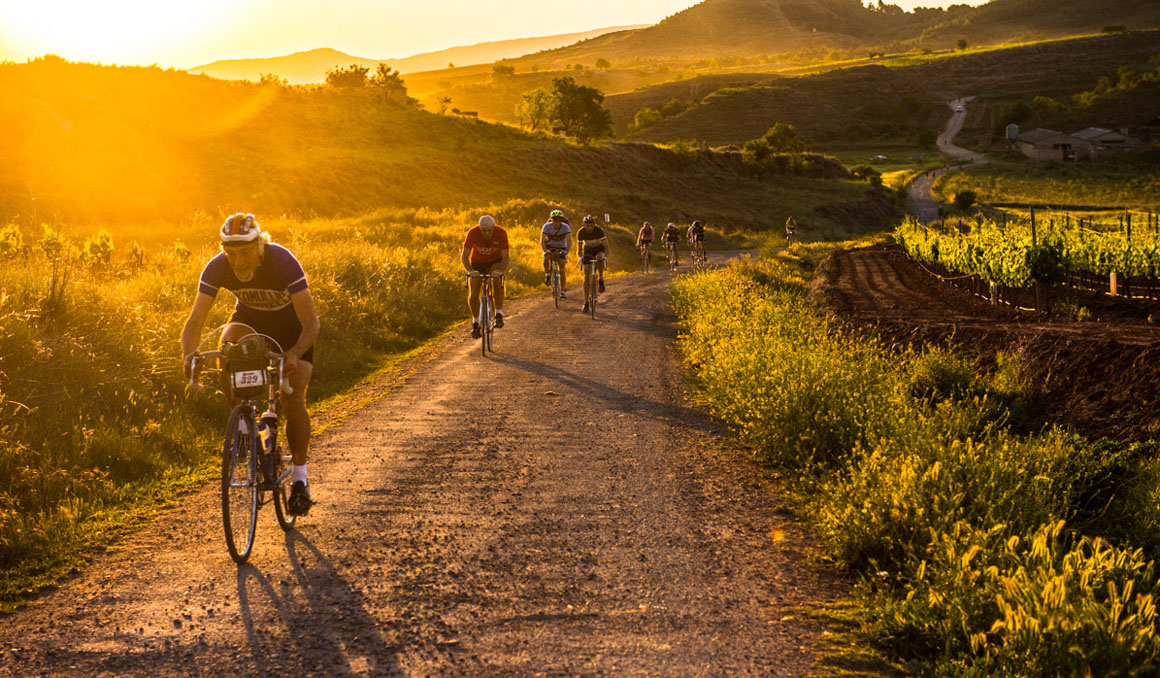 Eroica Hispania: bajo el sol de La Rioja