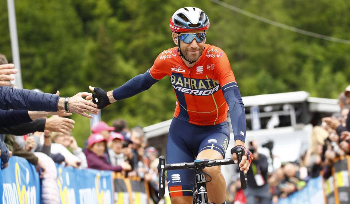 Vincenzo Nibali correrá en el Trek-Segafredo las dos próximas temporadas