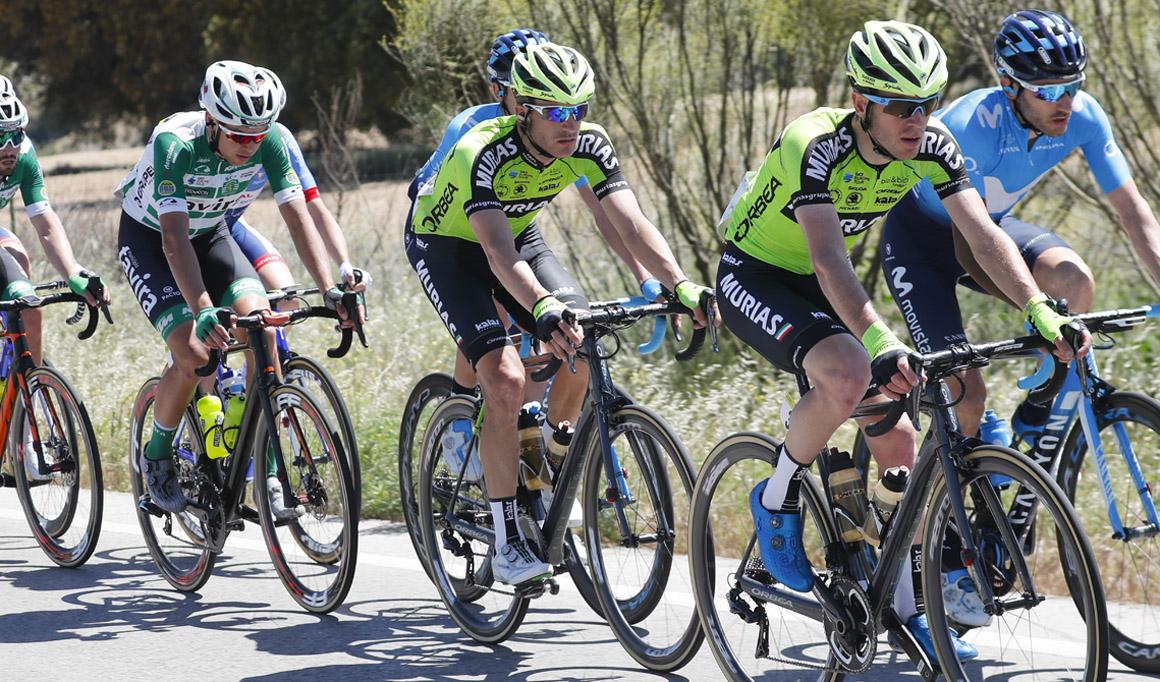 Euskadi-Murias, con ambición al Tour de Luxemburgo que comienza mañana