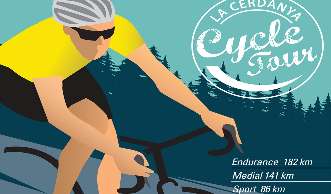 Recta final para las inscripciones en la IV La Cerdanya Cycle Tour