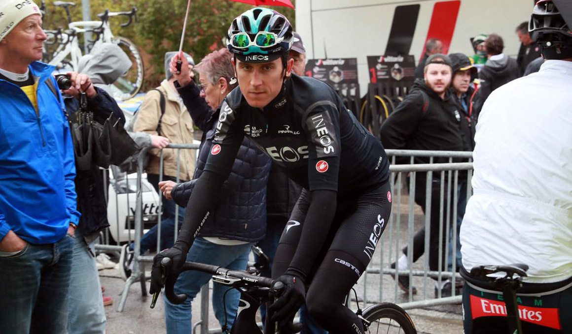 """Geraint Thomas: """"La competencia en el Tour será más dura este año"""""""