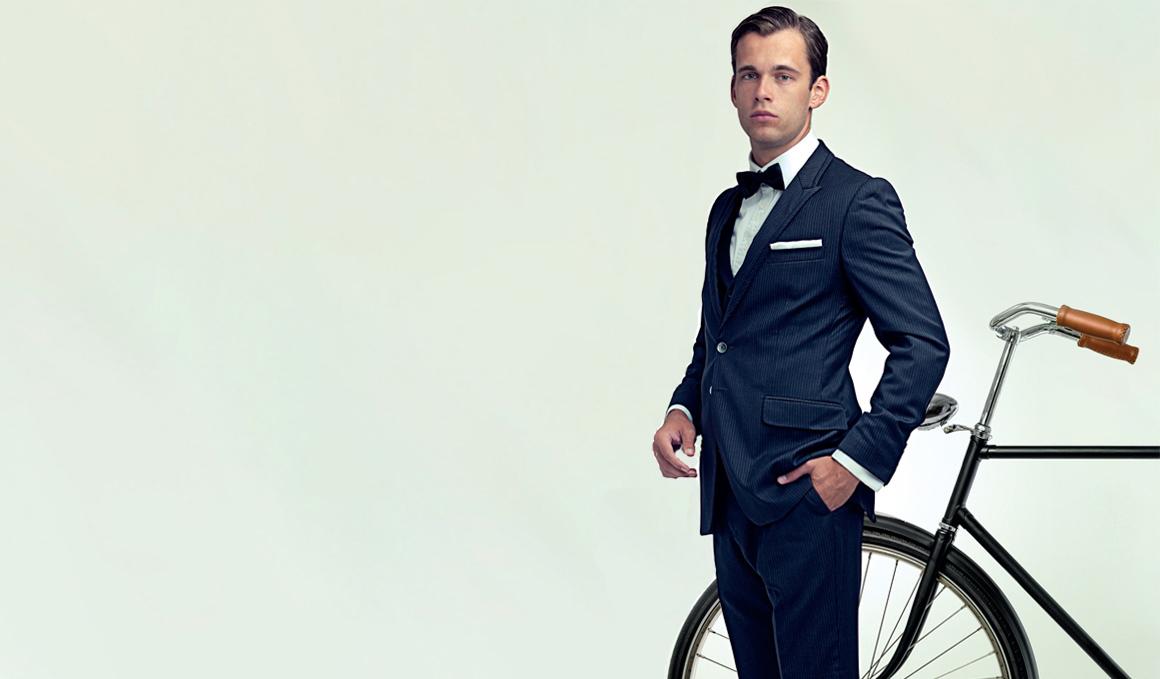 Guarda las formas sobre la bicicleta